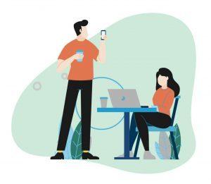 Os desafios do Home-Office: Como manter a produtividade conciliando casa e trabalho?