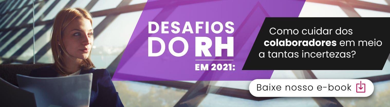 [Ebook] Desafios do RH em 2021